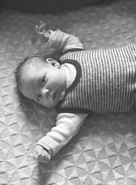 Babyportrait Ava, Bbayfotografie Berlin, 2015