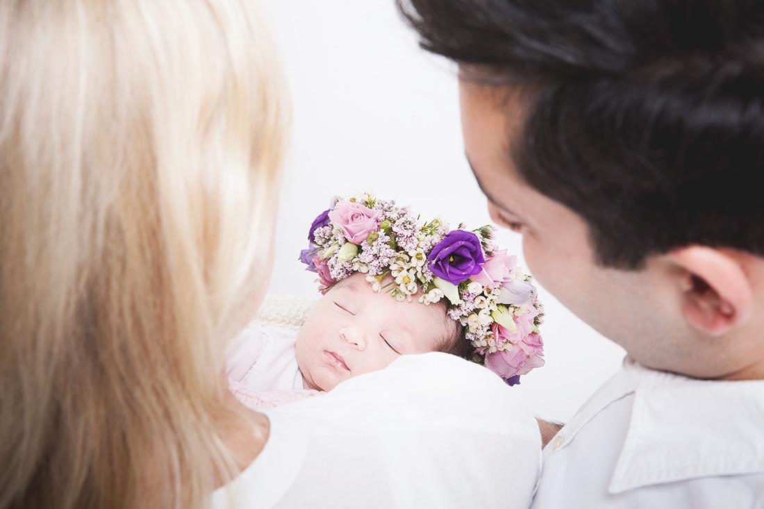 Neugeborenenfoto © mMiriam Ellerbrake, Berlin