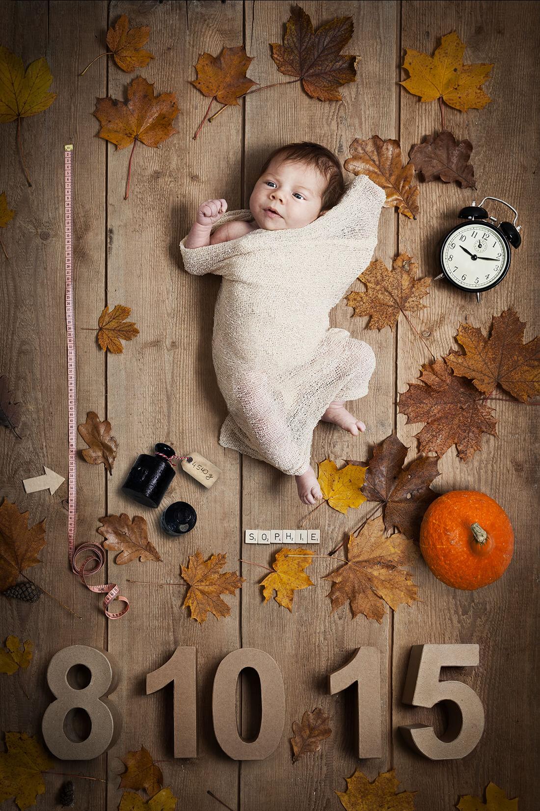Collage Babyfotografie @ Little Monkey Fotografie Berlin