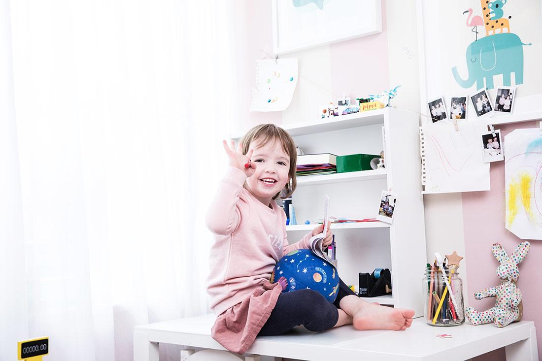 Kinderportrait © Little Monkey Photography, 2018