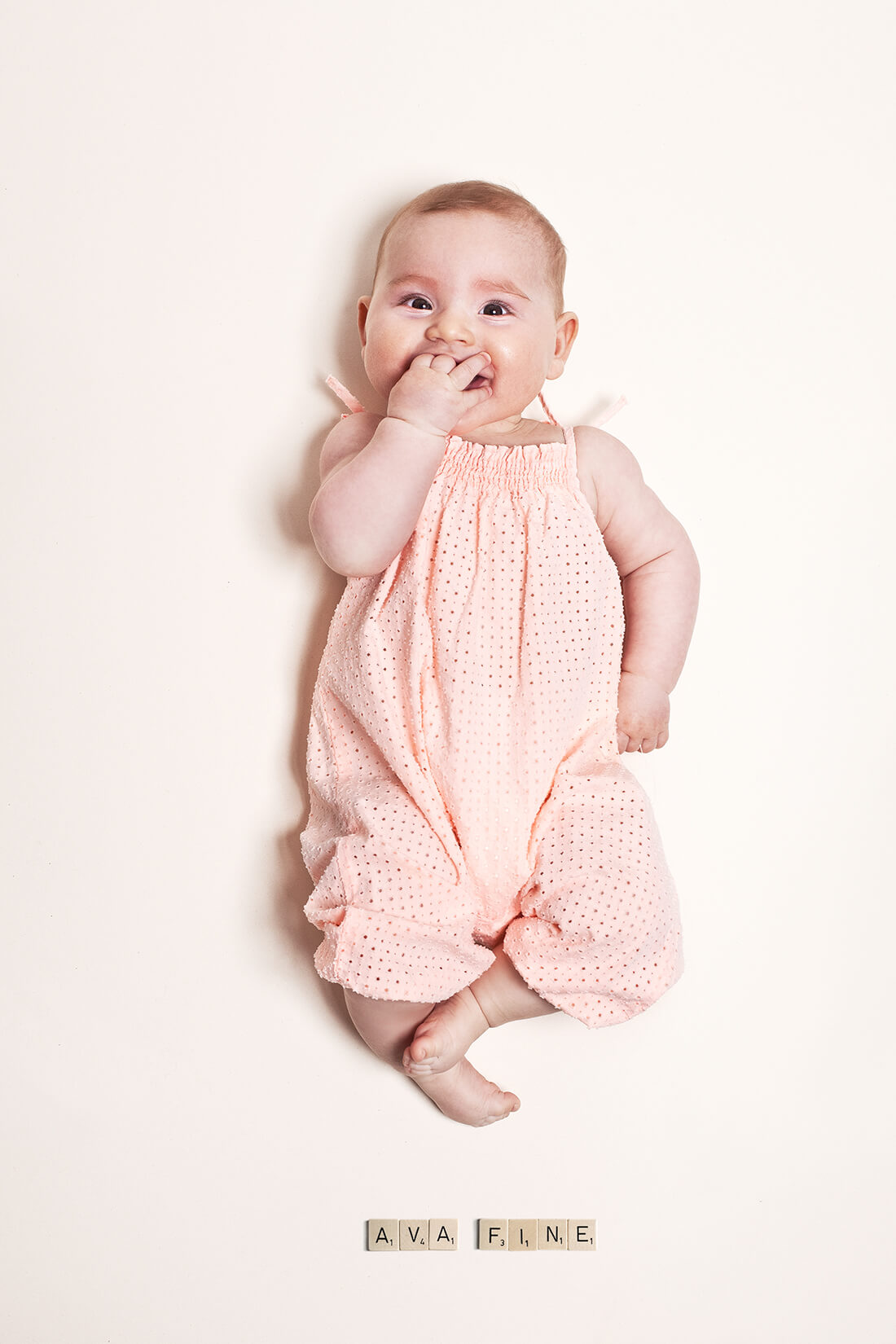 Babyportrait © Miriam Ellerbrake/ Little Monkey Fotografie 2015