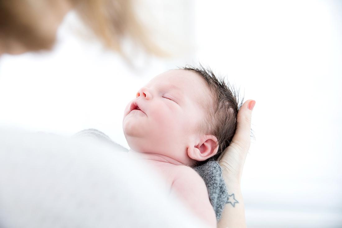 Neugeborenenfotografie_Babyfotografie © Miriam Ellerbrake, Berlin