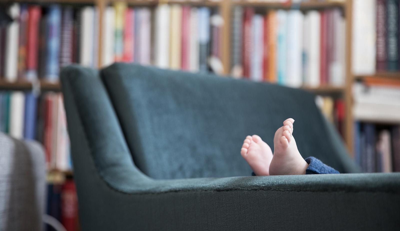 Familienreportage entspannt bei Euch zu hause