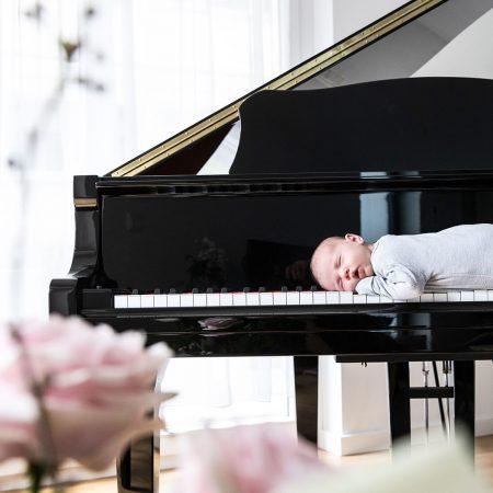 Neugeborenenfotos zu hause © Miriam Ellerbrake / Little Monkey 2019