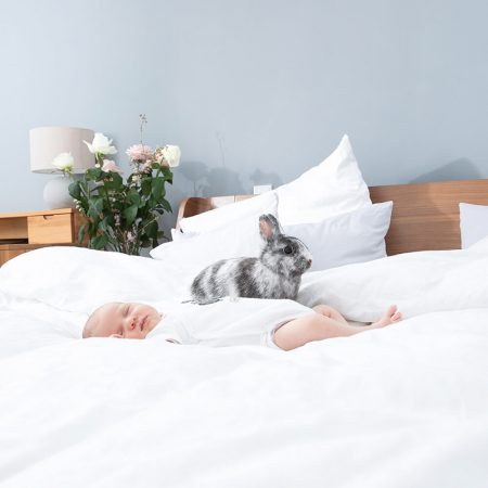 Newbornshooting zu hause © Miriam Ellerbrake / Little Monkey 2019